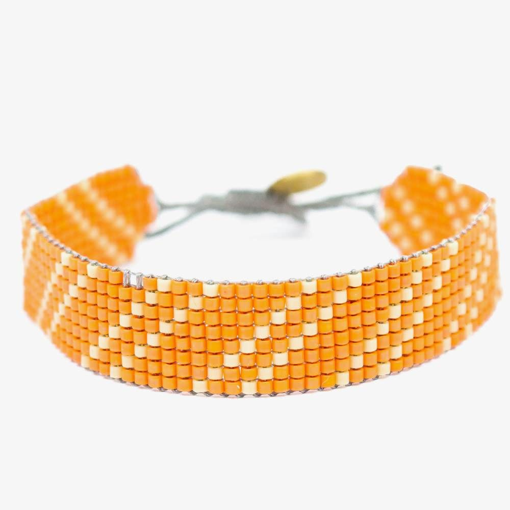 Strass CAP FERRET - Orange
