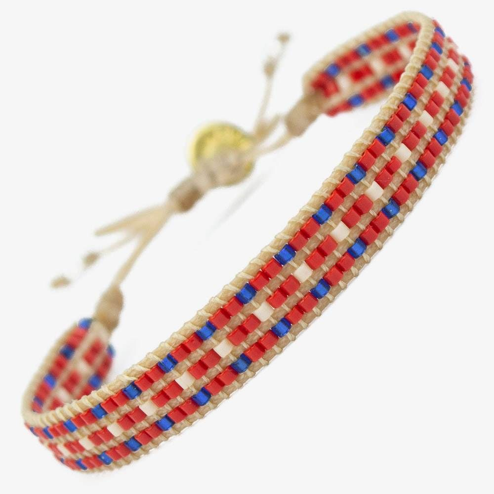 MultiStrass - Red & Blue