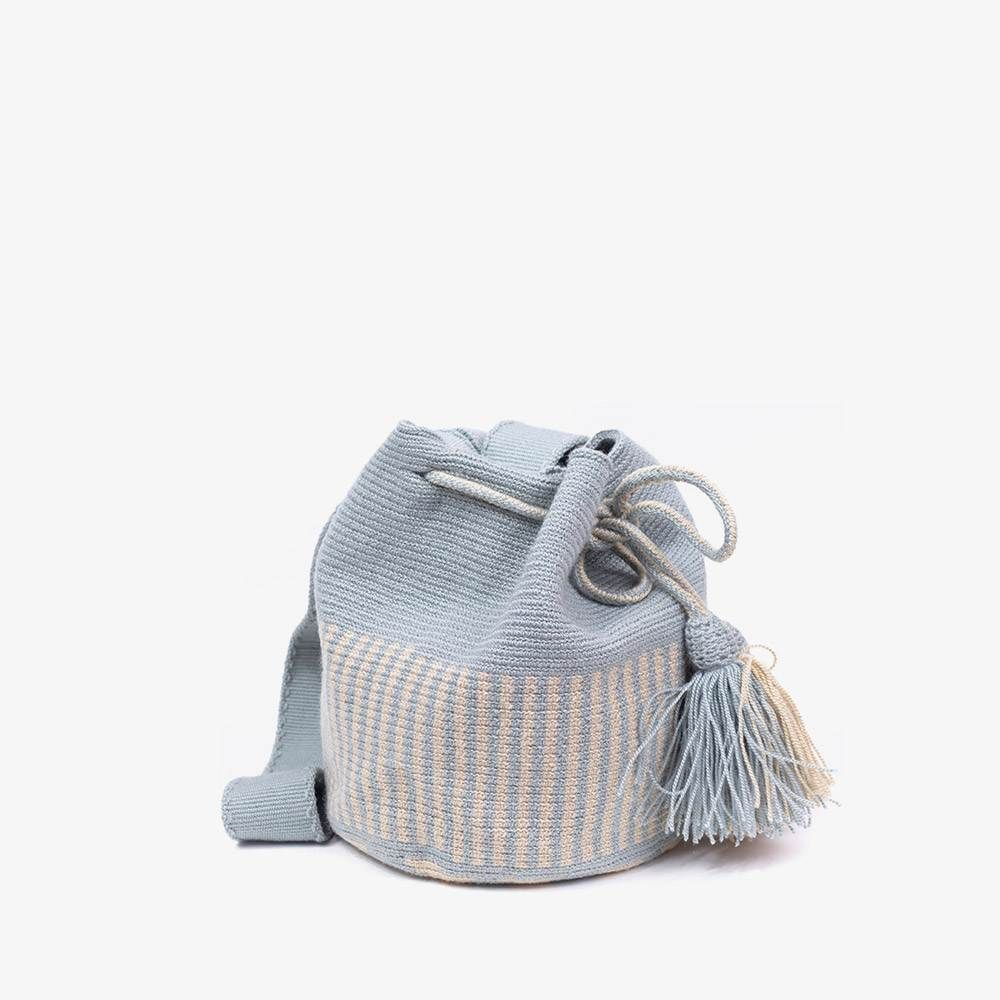 M Band Crossbody - MURRAY - Grey