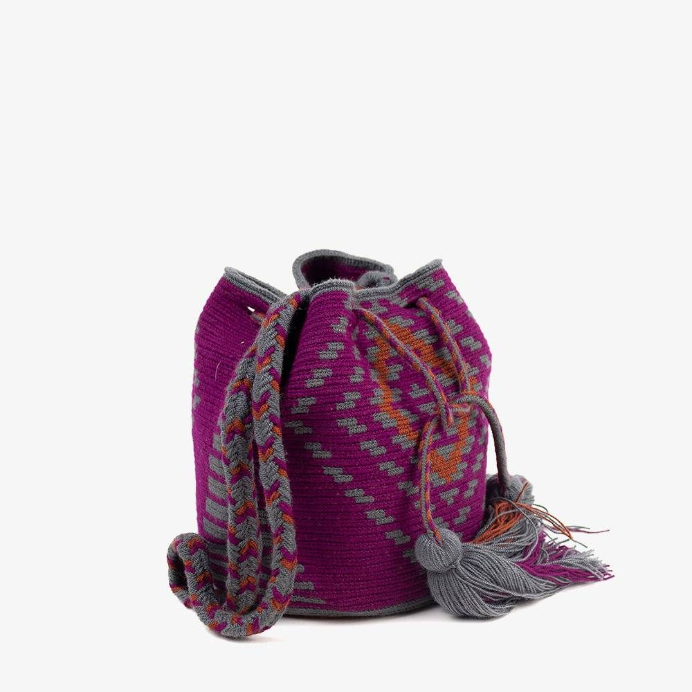 M Crossbody - MURRAY - Aubergine