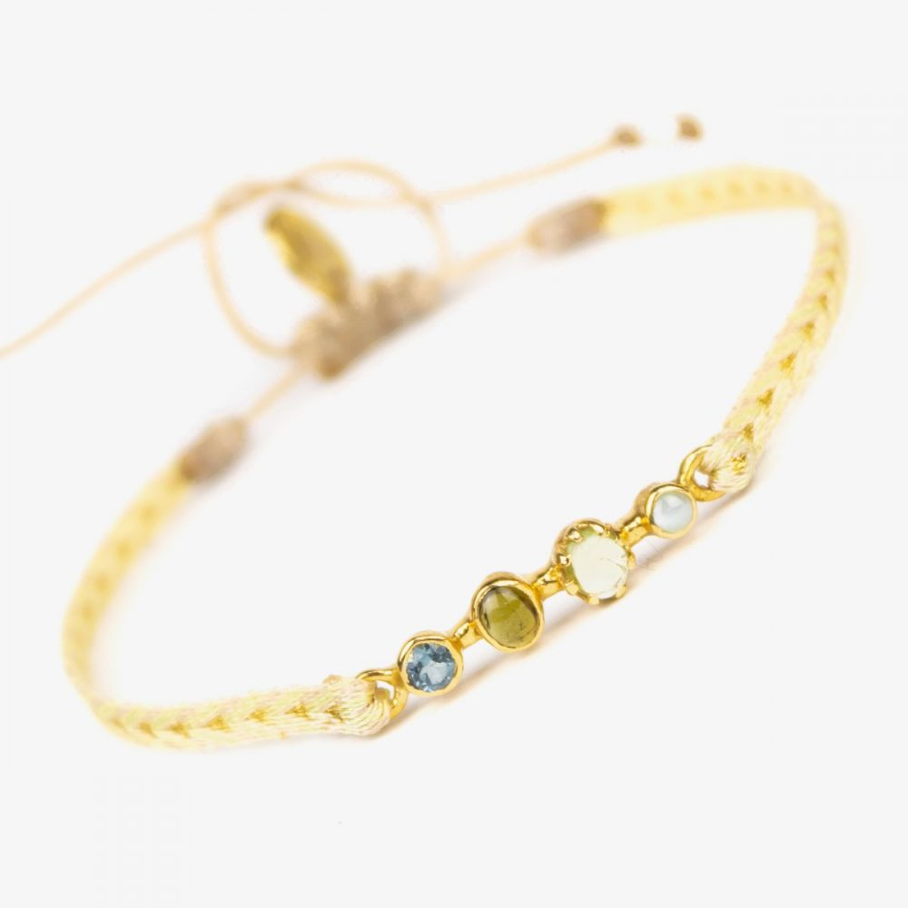 Bracelet Westminster - Yellow & Gold
