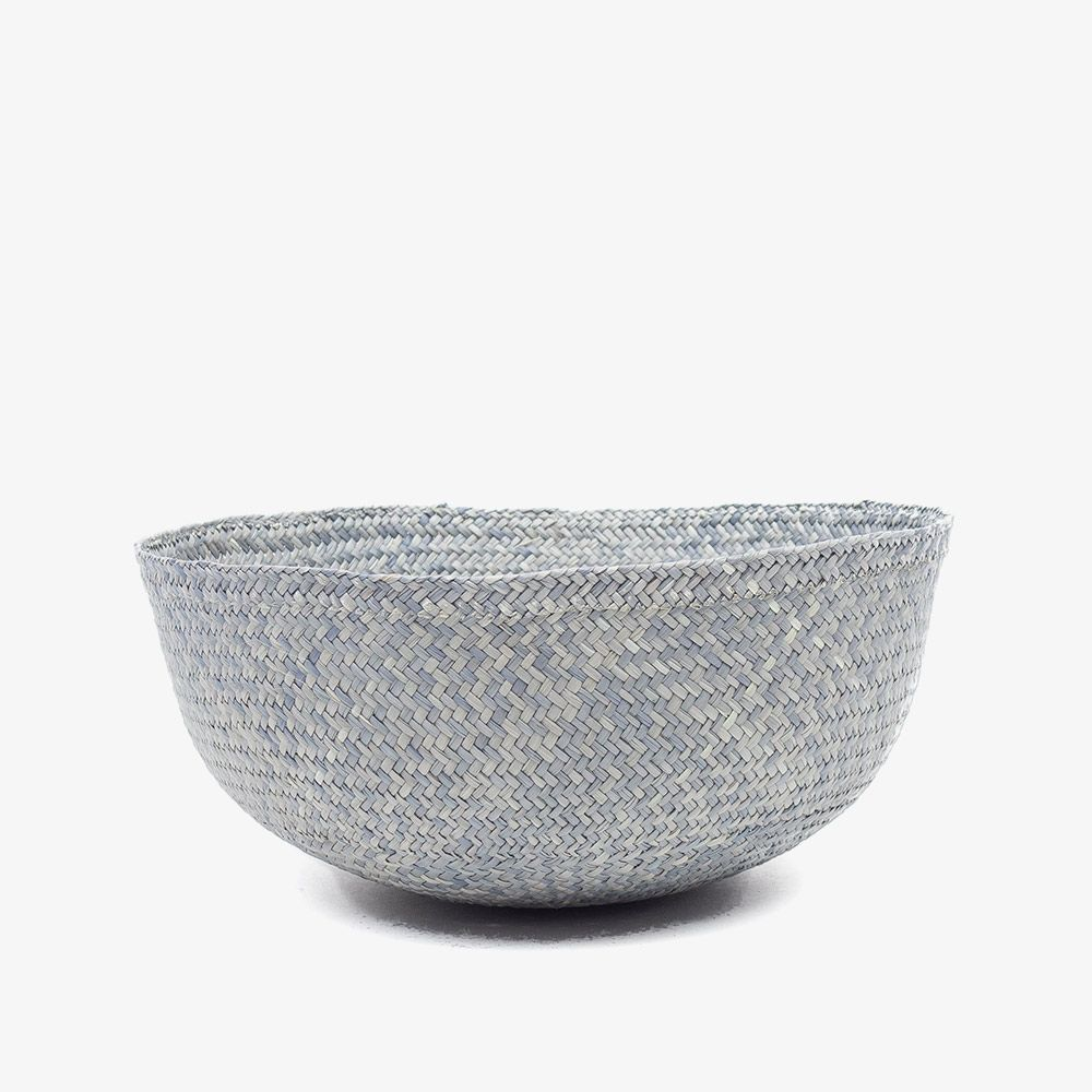 Bowl L - PLAIN GREY