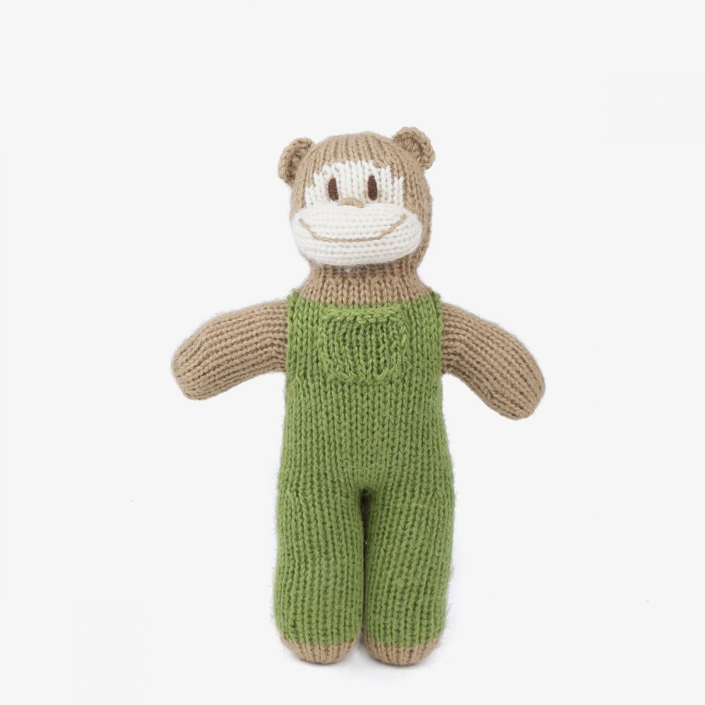 Monkey - BROWN with GREEN PANT
